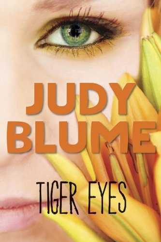 Tiger Eyes. Cover Art by Ericka O'Rourke