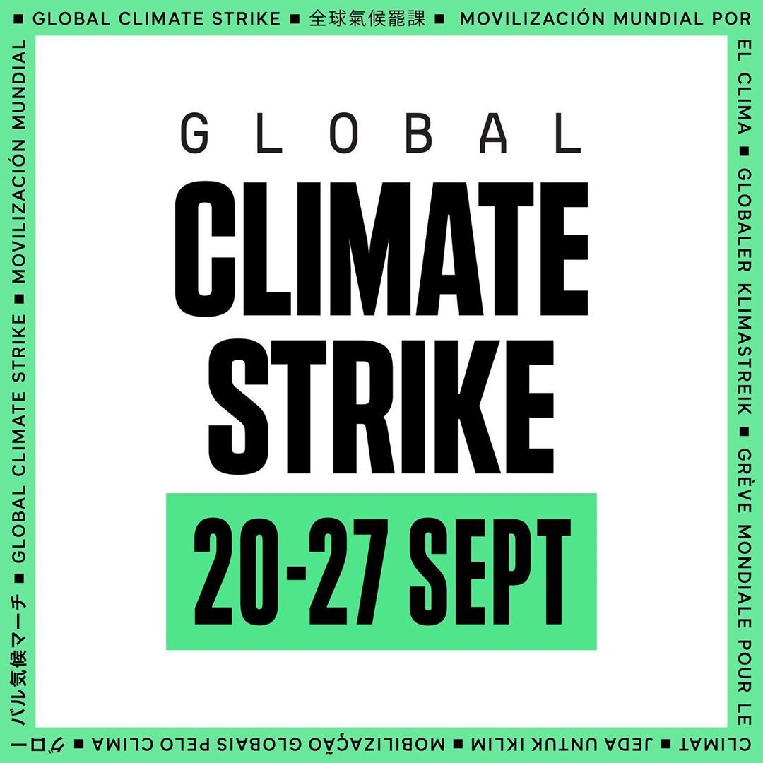Here's to the youth of the world leading the way for climate justice. #climatestrike #strikeforclimate #climatechange #climatechangeisreal #globalclimatestrike    https://www.instagram.com/p/B2heNCJgzvj/?igshid=1u4dj37gzdw4m