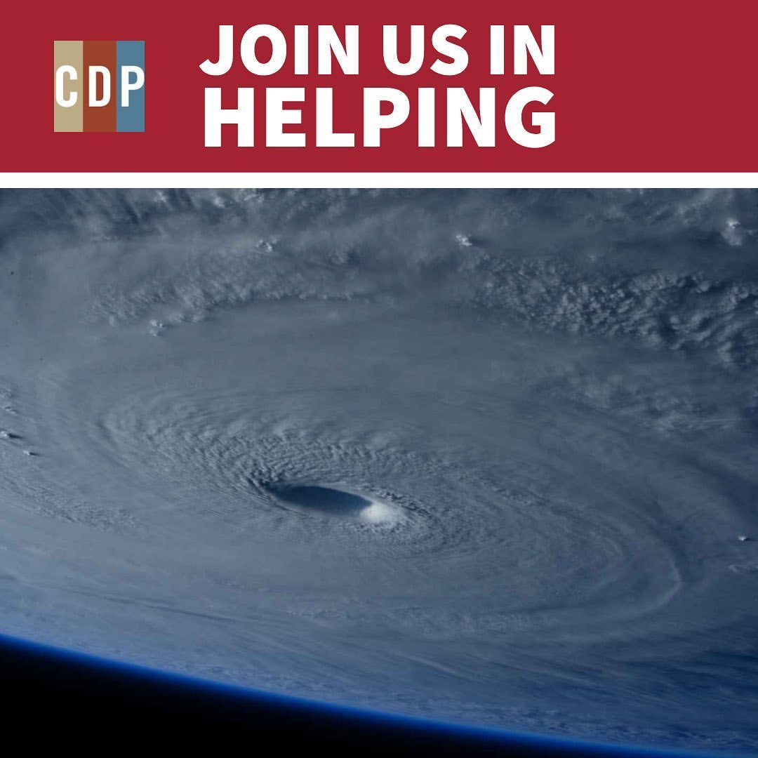 For anyone looking for ways to provide relief to those affected by Dorian, check out the link in our bio for the Center for Disaster Philanthropy. The CDP is the only full-time national resource dedicated to helping donors maximize their impact by making more intentional disaster-related giving decisions. #dorian #dorianrelief #cdp    https://www.instagram.com/p/B2FTWICAH2J/?igshid=mqtns1djkk4w