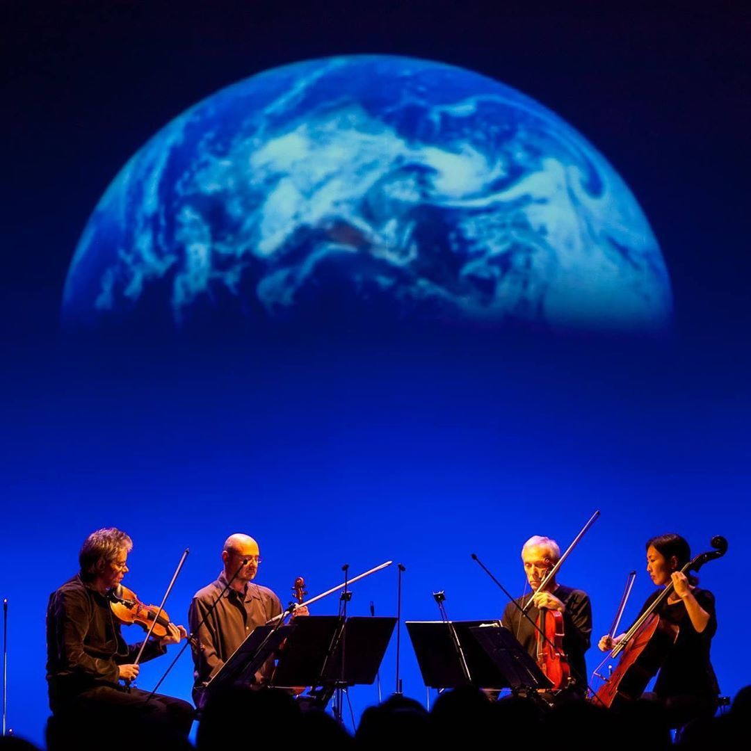 """Our friend Sam Green's live documentary, """"A Thousand Thoughts,"""" featuring the Kronos Quartet, is screening tonight in association with the Hamptons International Film Festival. It's truly a mind-blowing experience in cinema and sound. More info in our Insta bio link — @1000thoughtsdoc @kronos_quartet @hamptonsfilm @guild_hall #livedocumentary #documentary #screening #samgreen #hiff #kronosquartet    https://www.instagram.com/p/By_EHoXgdwH/?igshid=1t76rx1y3n87r"""