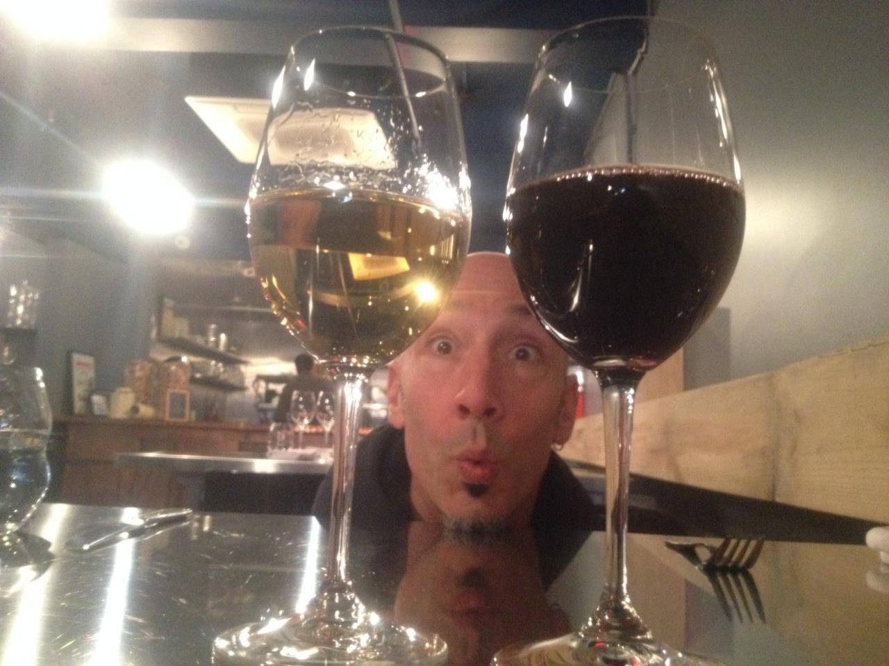 Wine with Head / Ocabanon