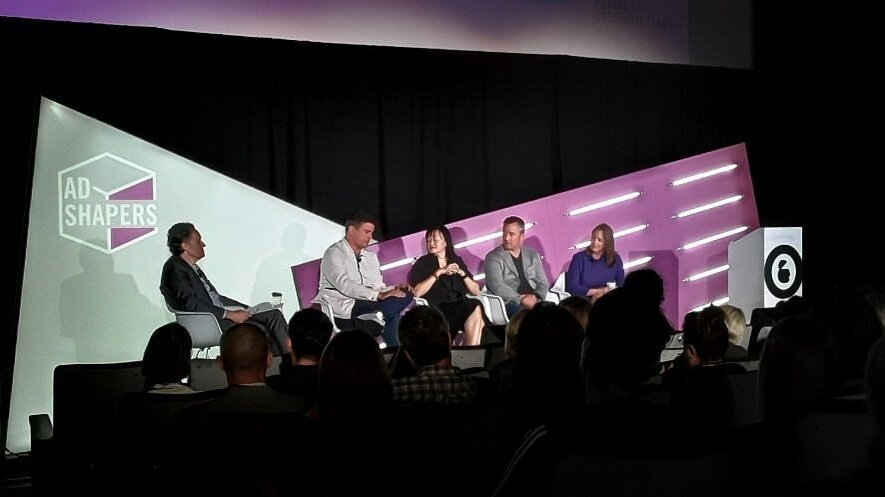 A busy yet inspiring few days at #AWNewYorK listening to leading agencies and brands share their vision for the future of brand strategy.  #WelcomeToTheLastMile #HooliganNYC #BrandStrategy #Advertising #PostProduction   https://www.instagram.com/p/B248BVcAUjj/?igshid=18ae9x3wv5epx
