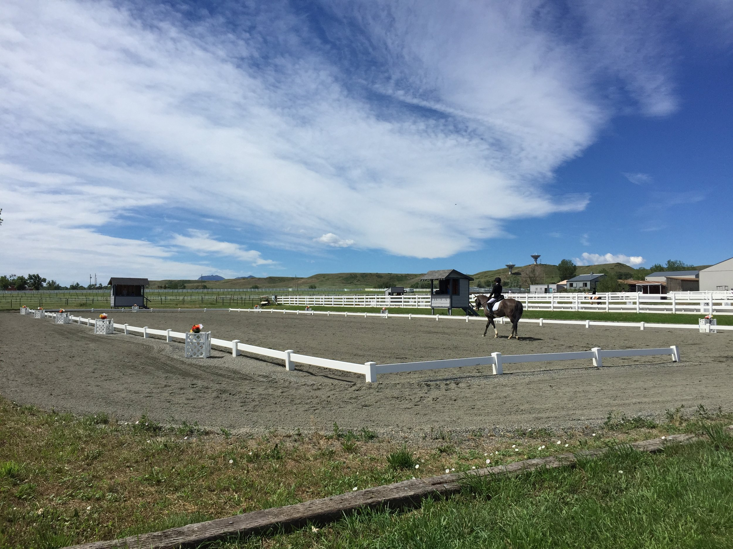 EAST COMPETITION ARENA