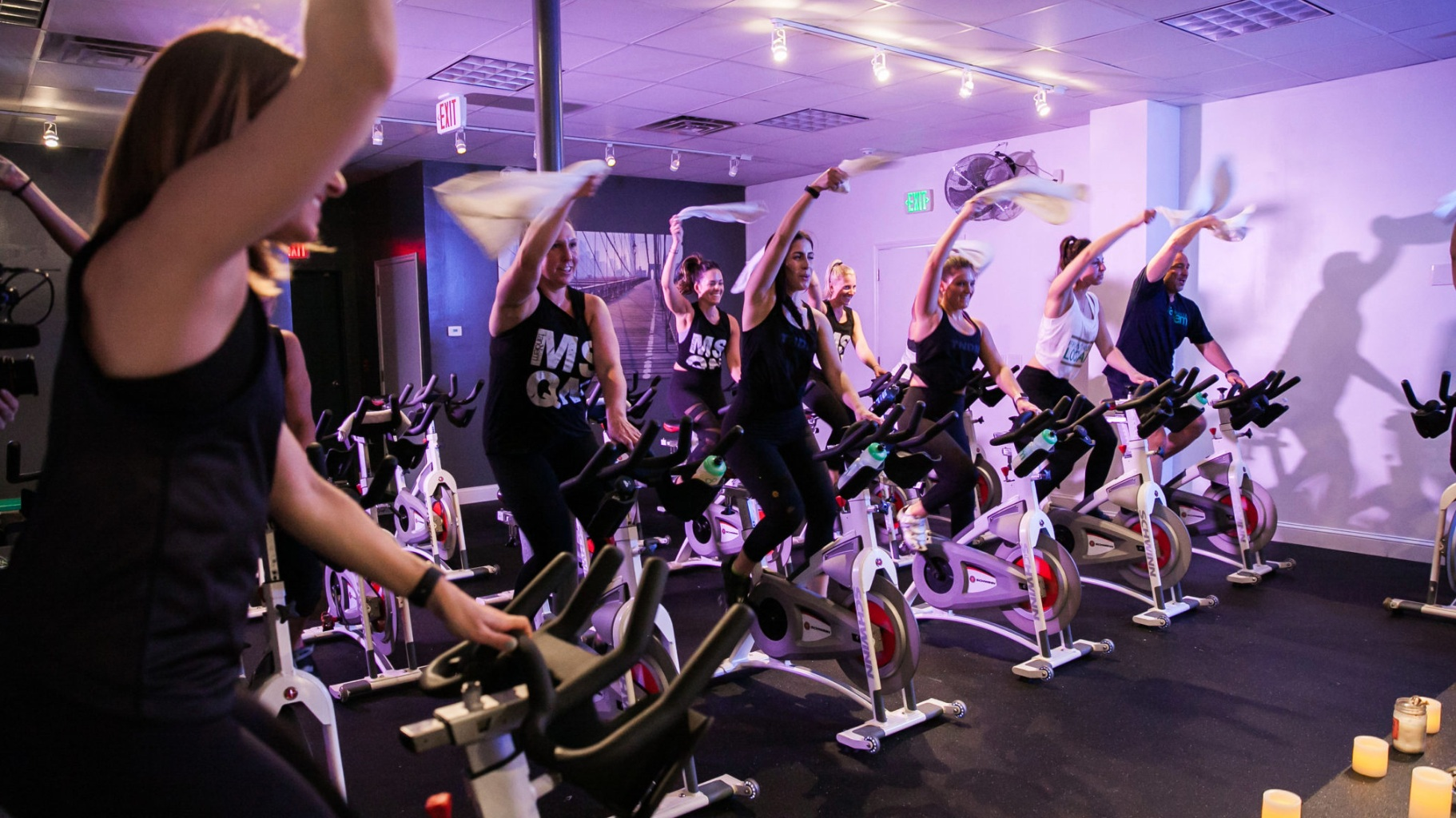 Tandem - 200 Ocean Blvd, Long Branch, NJ, 07740Tandem Cycle is an invigorating indoor cycling experience that offers a total body workout, benefiting both your mind and body. WEBSITE