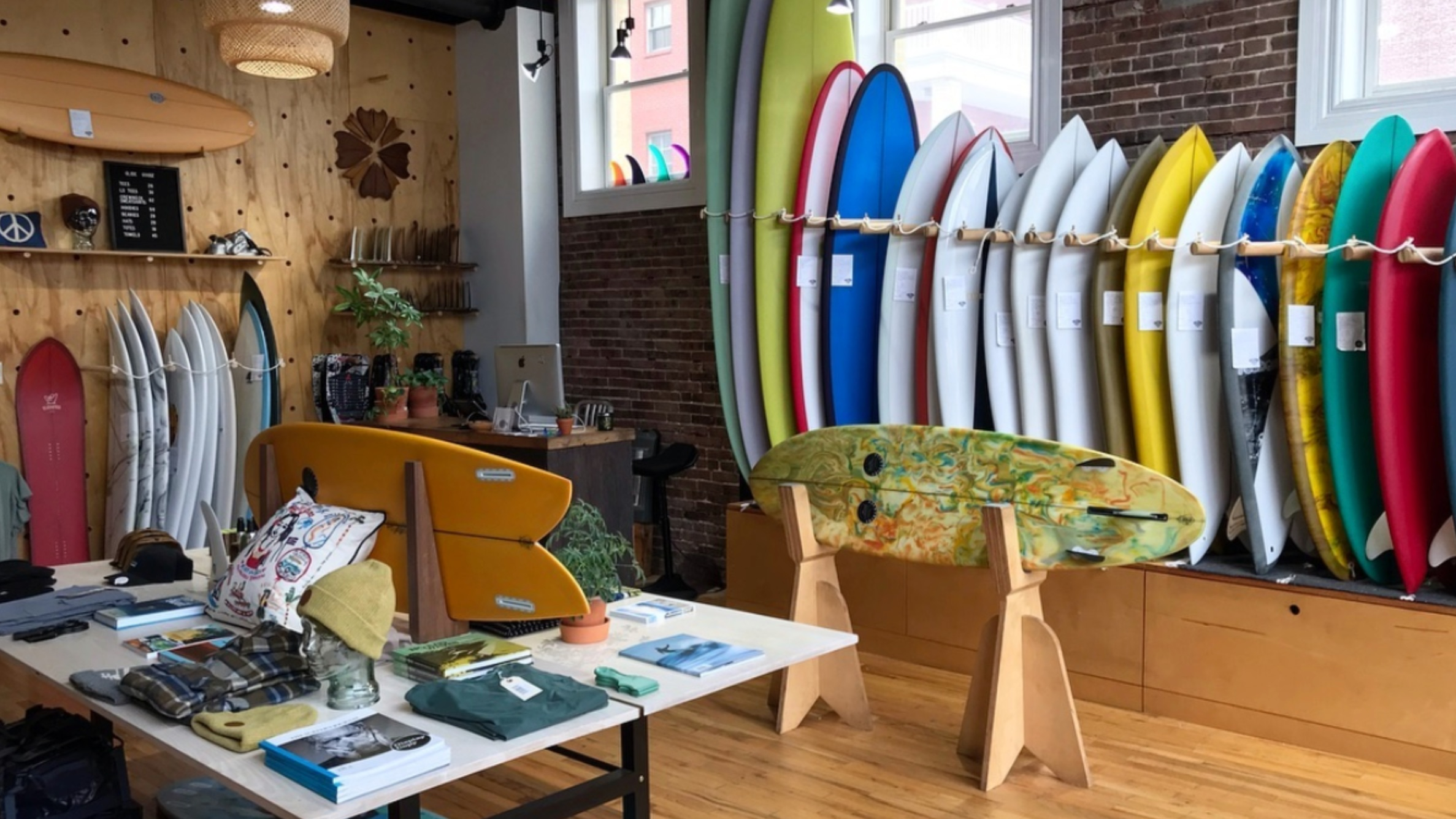 Surf Glide Co - 520 Bangs Ave, Asbury Park, NJ 07712Glide Surf Co. is a surf lifestyle store located in historic downtown Asbury Park, NJ.WEBSITE