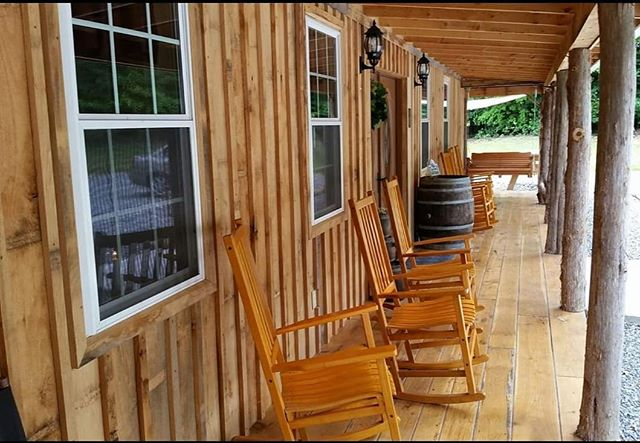 How sweet is this porch?  We are excited to host a fundraiser at Sassafras Winery in Ladysmith, Virginia this Saturday.  #sassafraswinery #premiereventsbylacy
