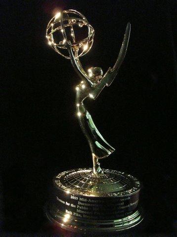 2009 Emmy Statuette