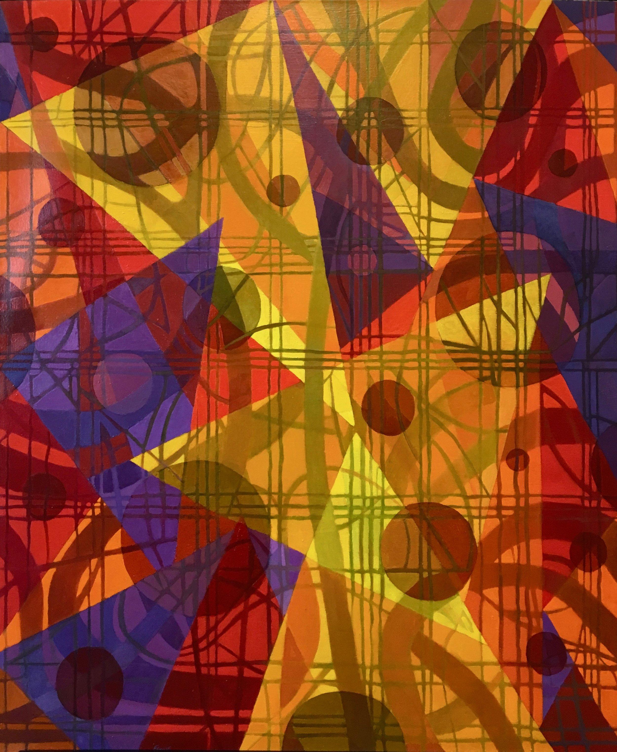 Hidden Form- John Fennell