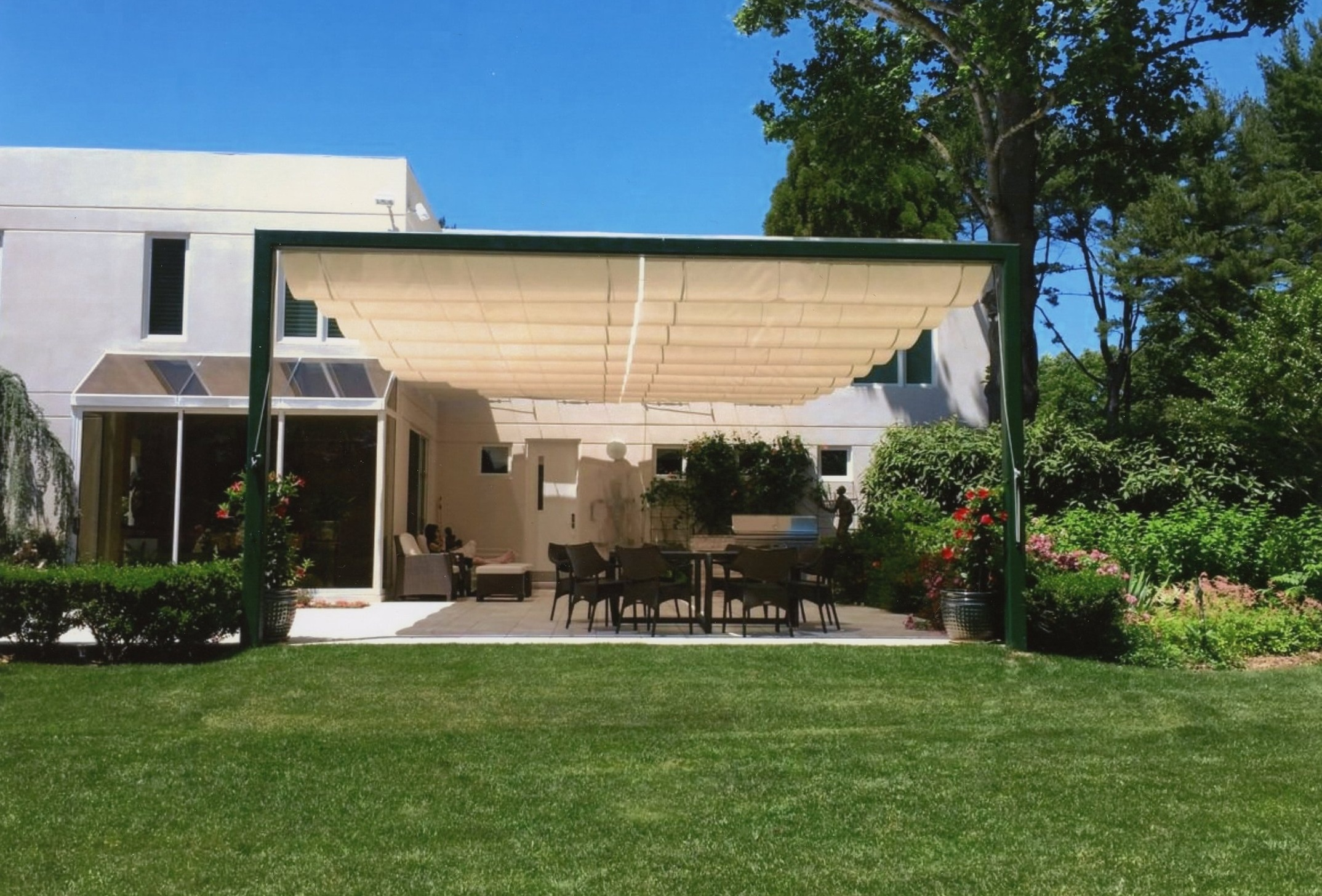 Residential Awning - Infinity Canopy