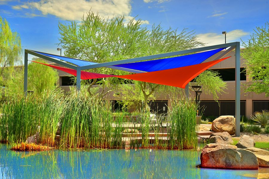 Tension Shade Structures