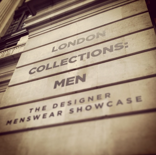 London Collections: Men, June 2014