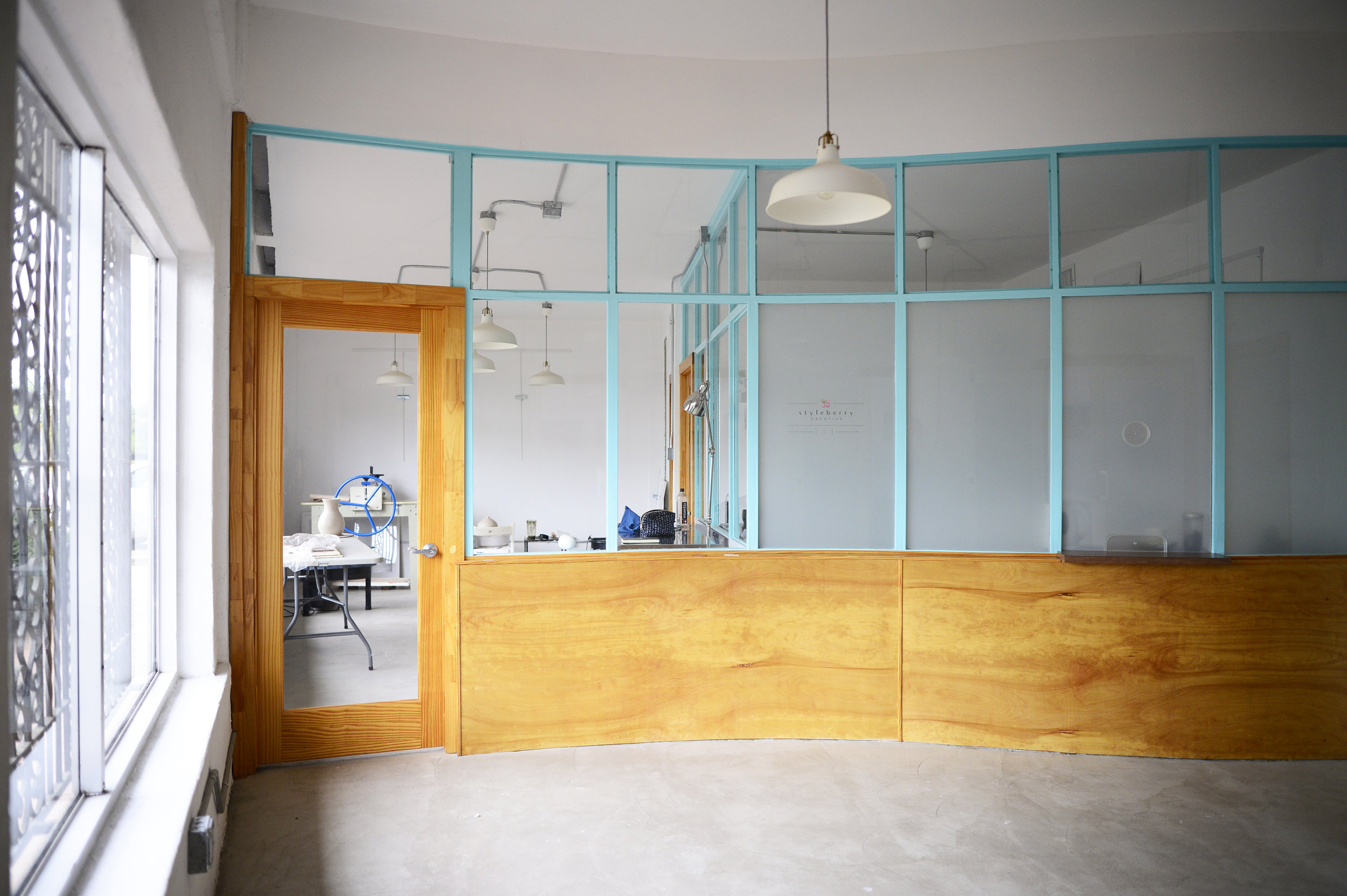 Private Studios + Gallery