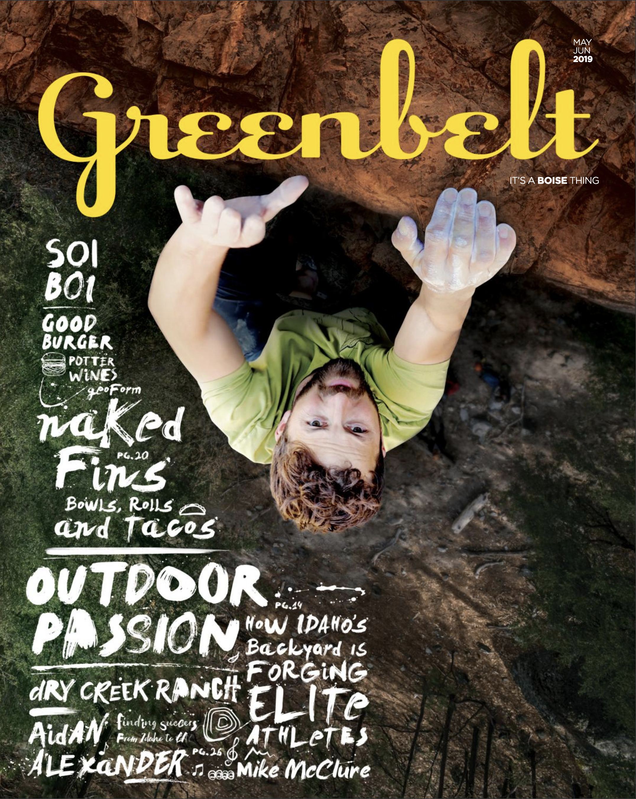 Greenbelt Magazine Food Article and recommendation