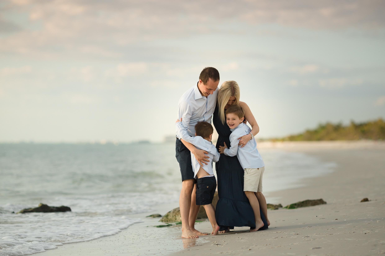 love - naples beach, fl