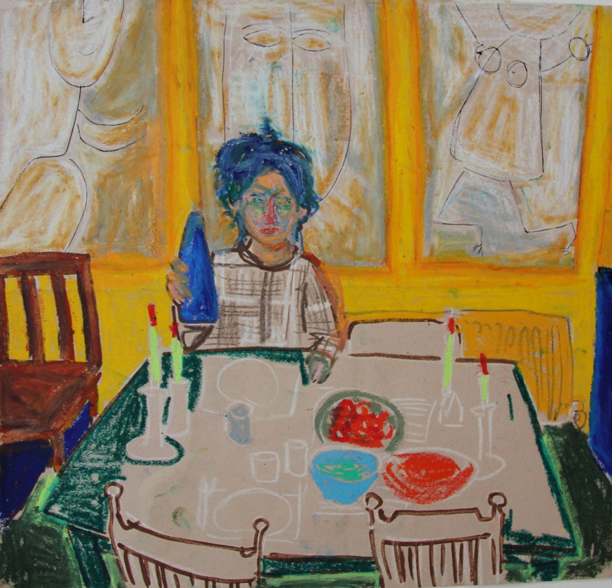 Isadora At The Table.jpg