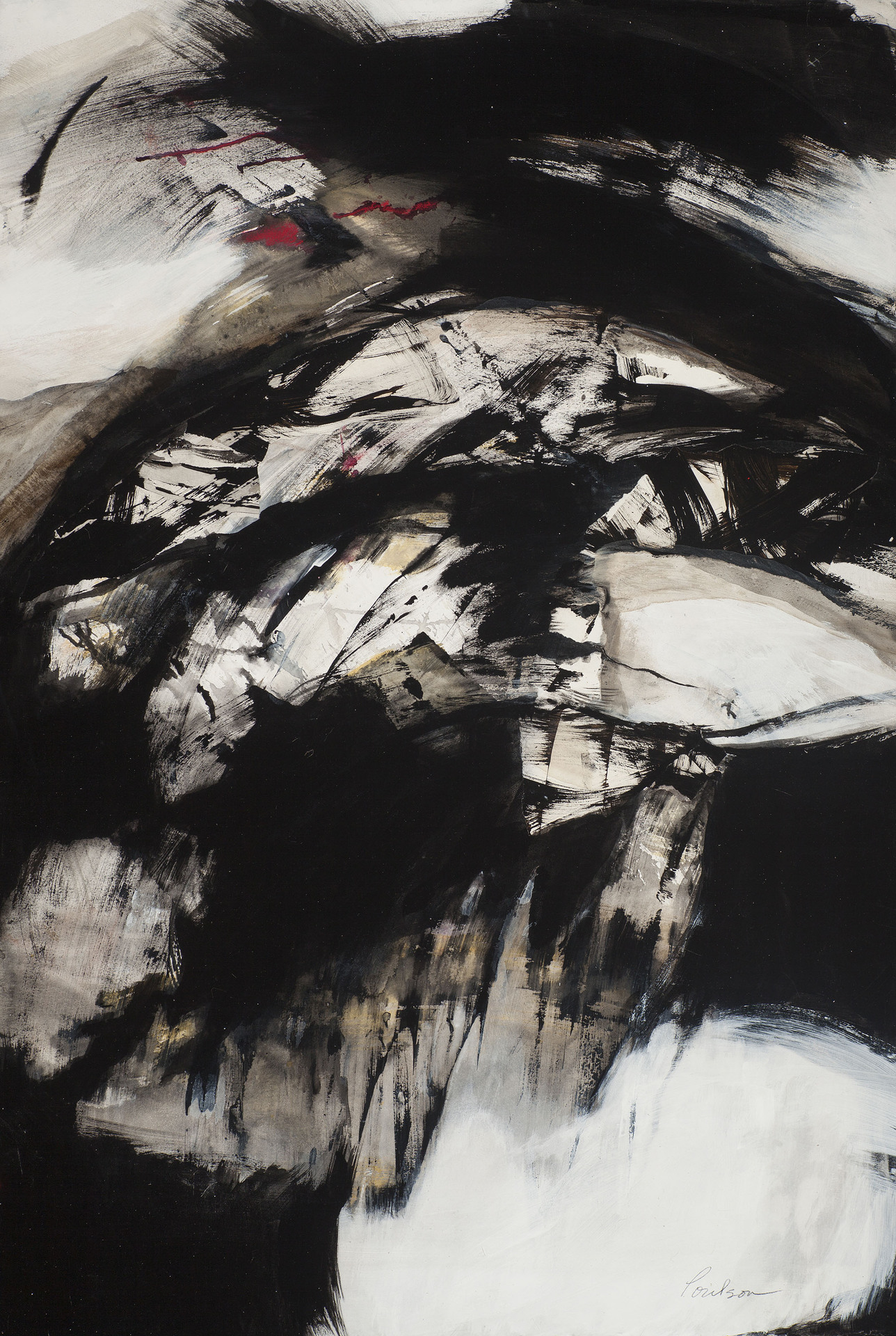 Karen Poulson, Expressions in Black and White