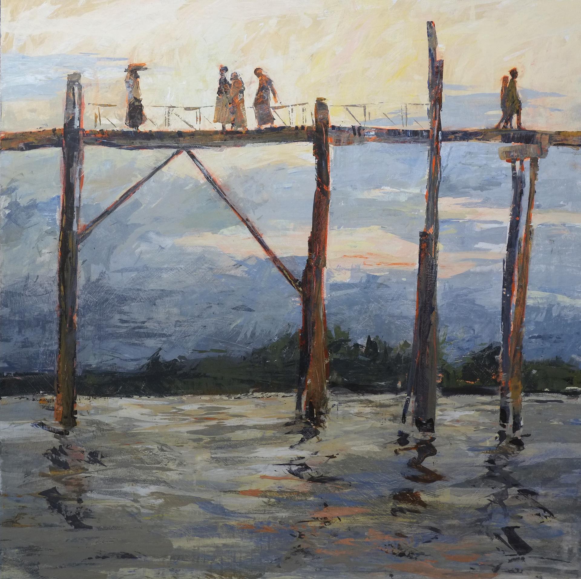Jean Brodie, Paths