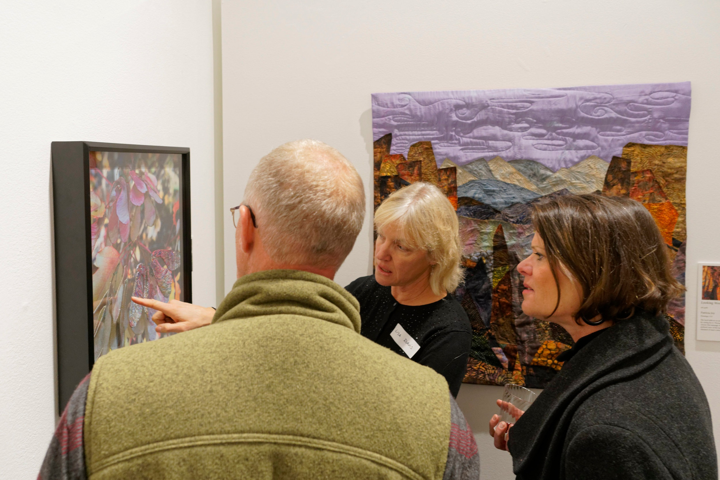Conversations with a Curator -