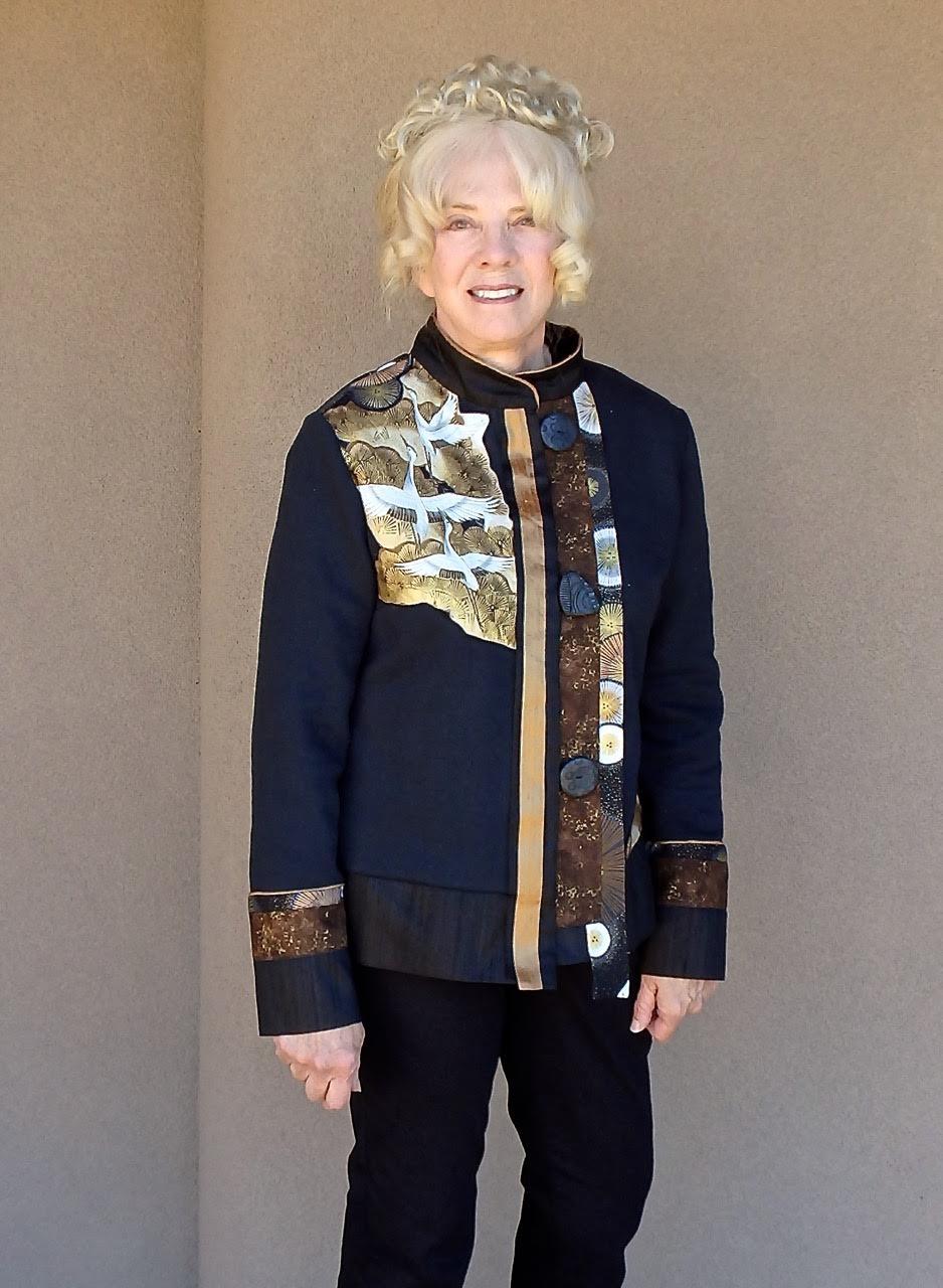 Jacket by Susan
