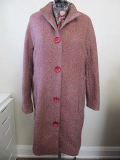 Coat by Jane