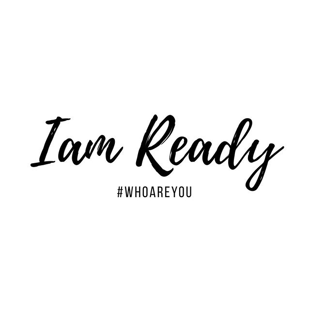 """I am ready to let go ✨  Join us at one of our upcoming retreats and let go. Link in bio 👇🏻 What is your """"I am"""" affirmation?"""