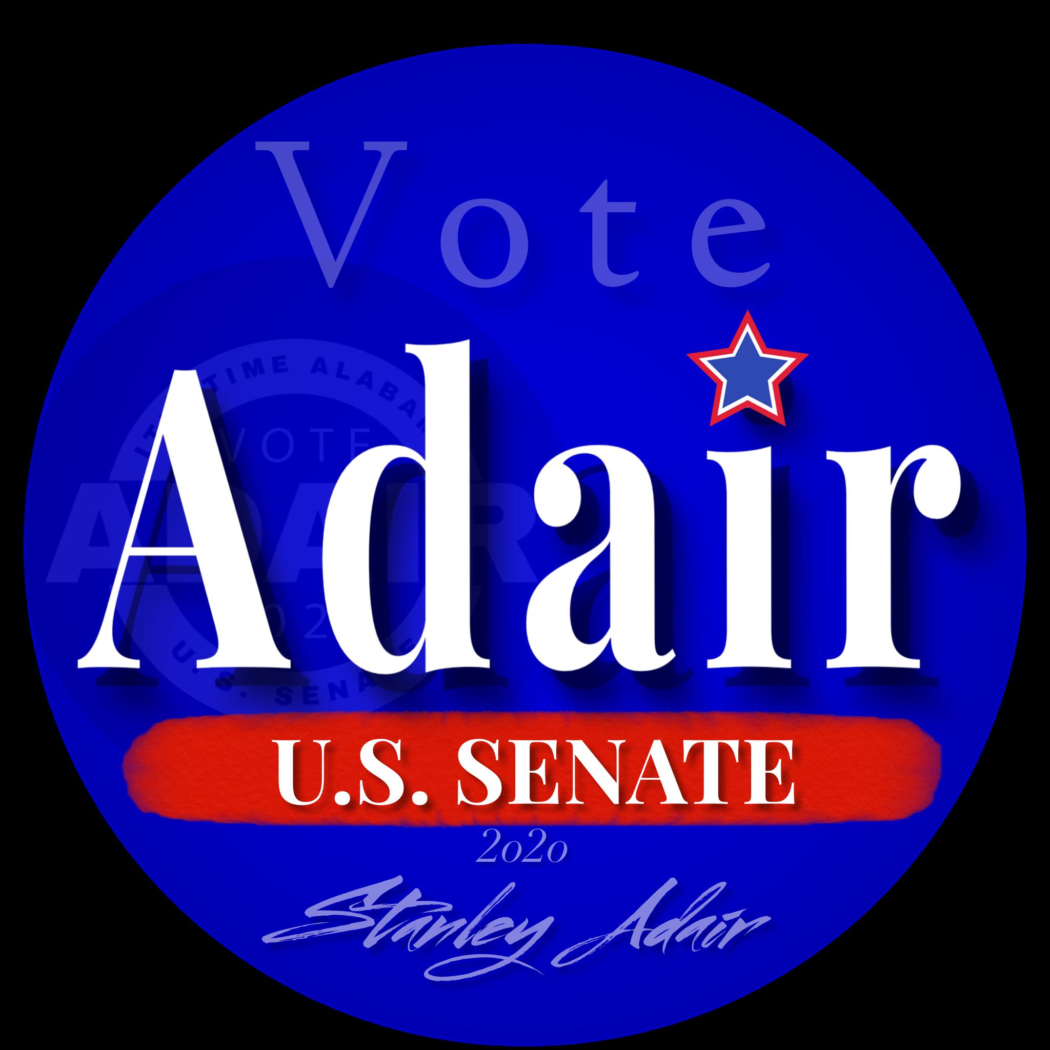 A businessman For Senate - IT'S TIME ALABAMA