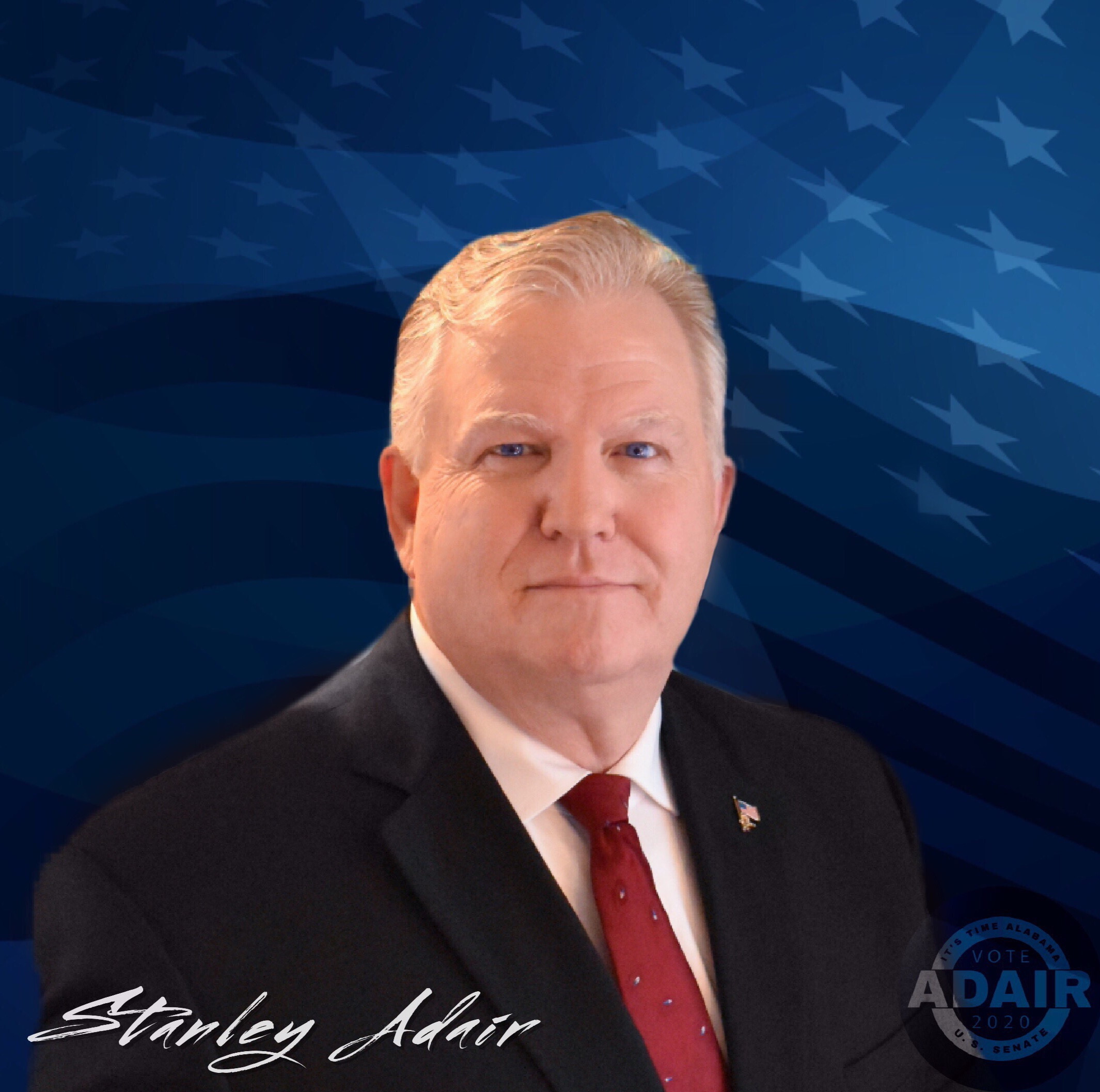 About - With God and hard work this life long Republican will take the State of Alabama by storm.