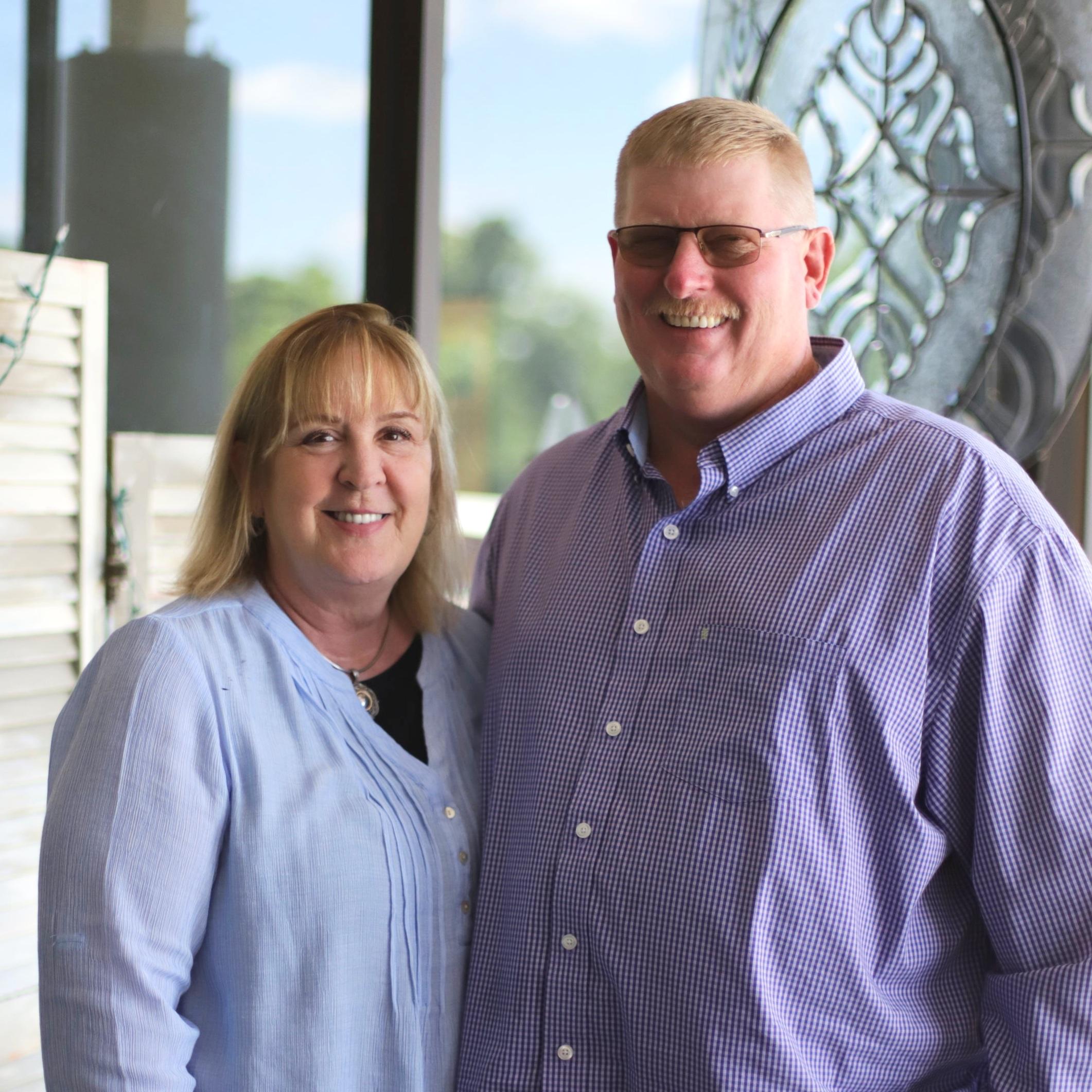 Brian & Denise Stroud