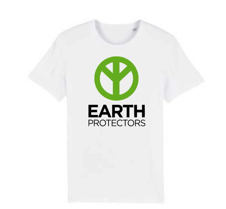 Earth protectors - White t-shirt£15