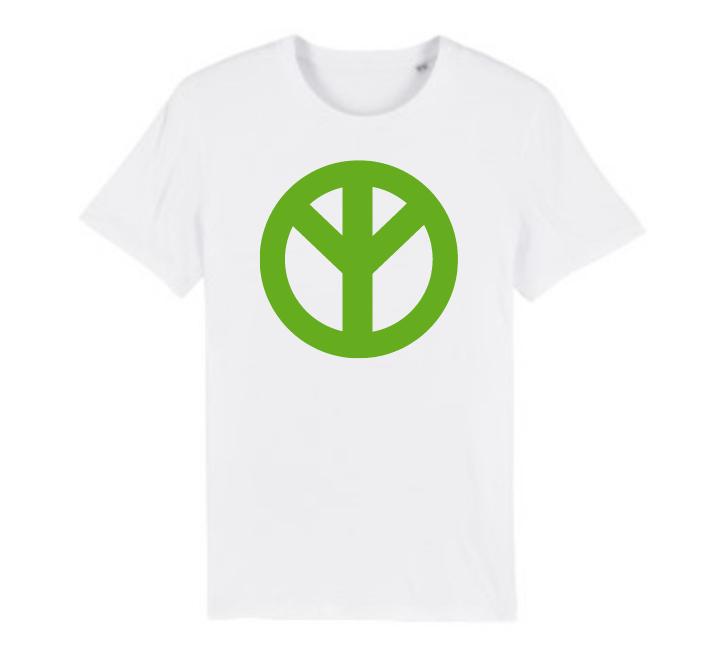 Logo - White t-shirt£15