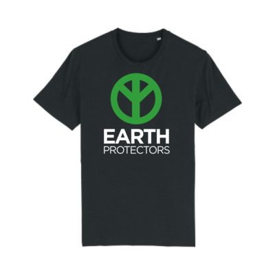 earth protector - Black t-shirt£15