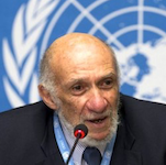 Richard Falk - Former UN Special Rapporteur, Professor Emeritus of International Law, Princeton University