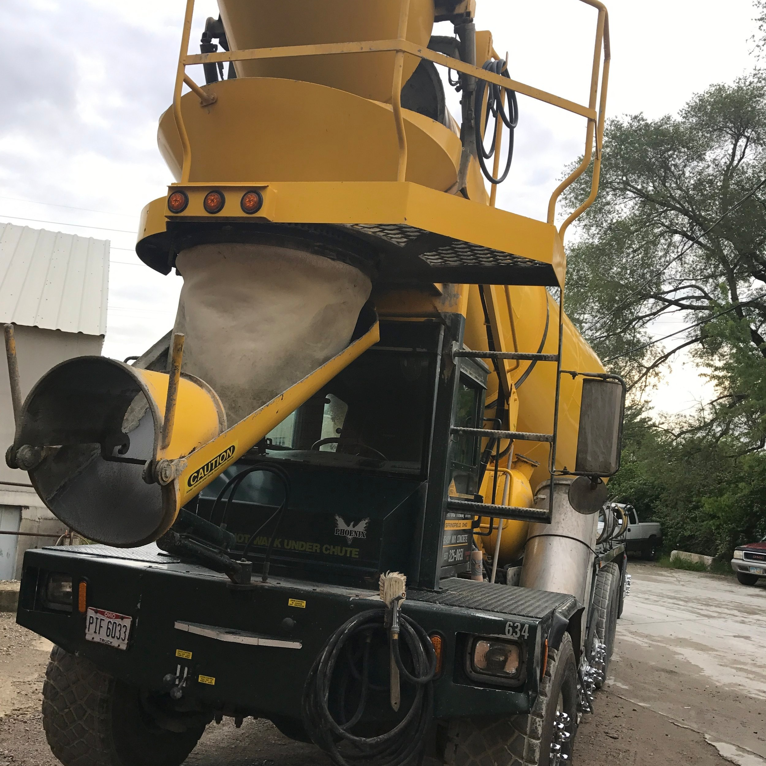 READY-MIX CONCRETE -