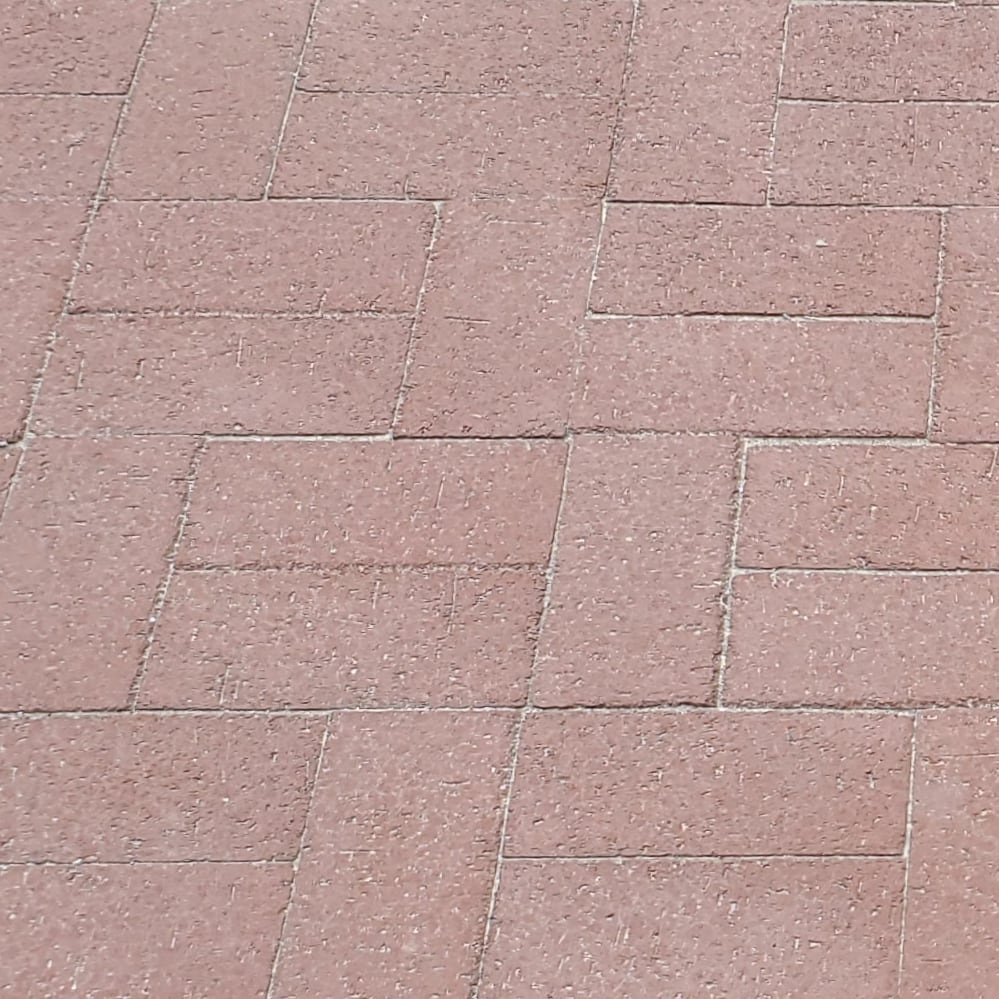 CLAY PAVERS - Classic and timeless, clay pavers stand the test of time and are the perfect compliment to any home.