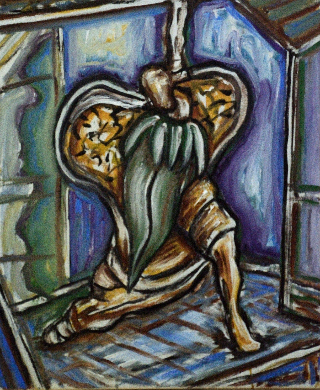 MDPCE, 60x50cm, oil on canvas