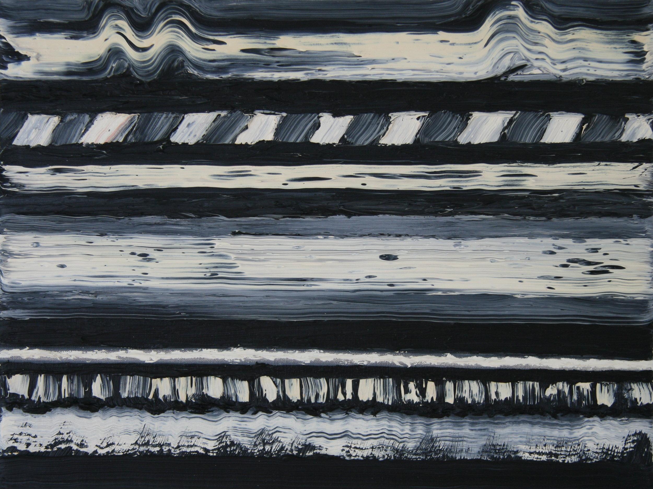 no title, 30x40cm, oil on canvas