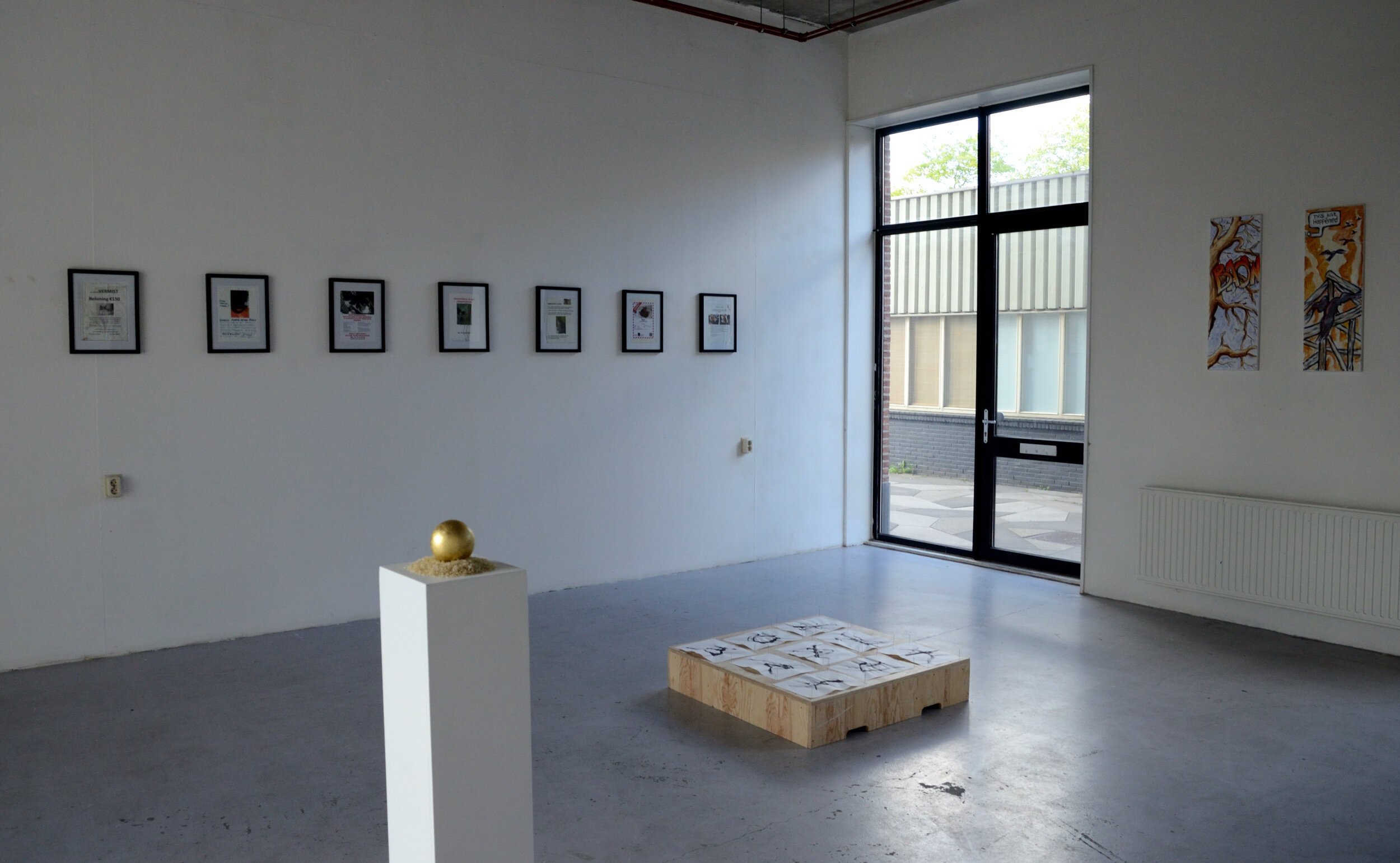 22. Exhibition overview 1 at NEVERNEVERLAND may 2019.JPG