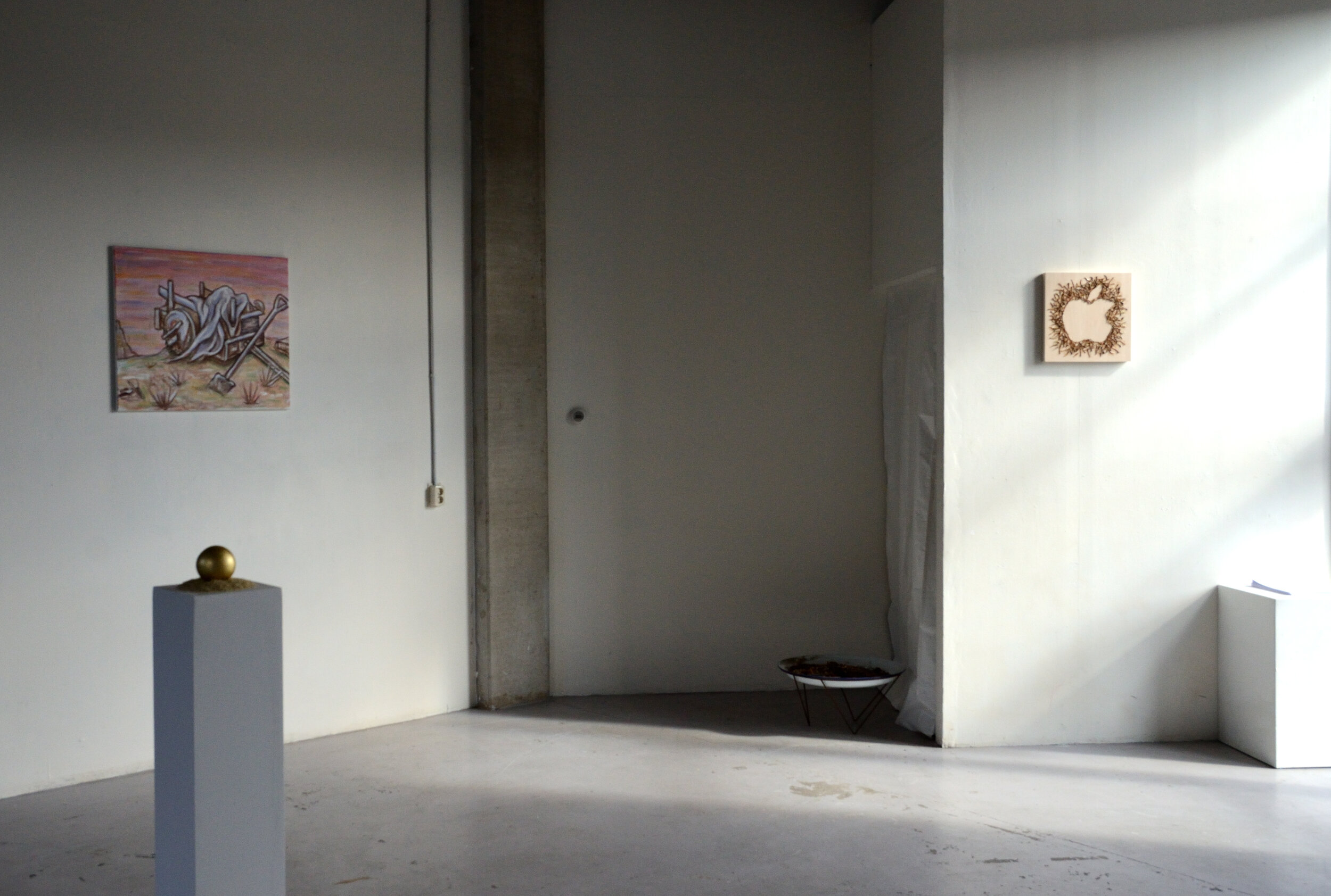 24. Exhibition overview 3 at NEVERNEVERLAND may 2019.JPG