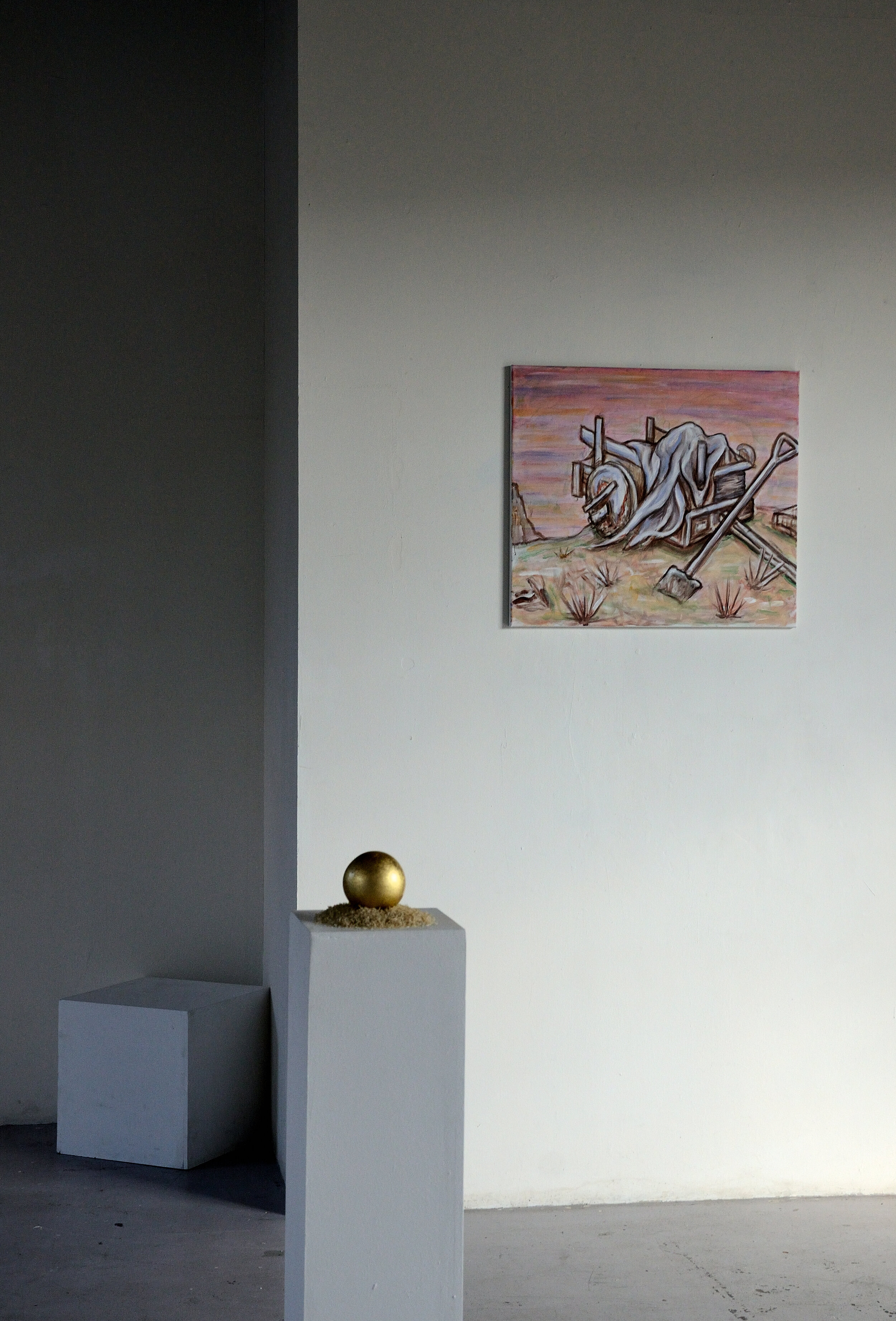 25. Exhibition overview 4 at NEVERNEVERLAND may 2019.JPG
