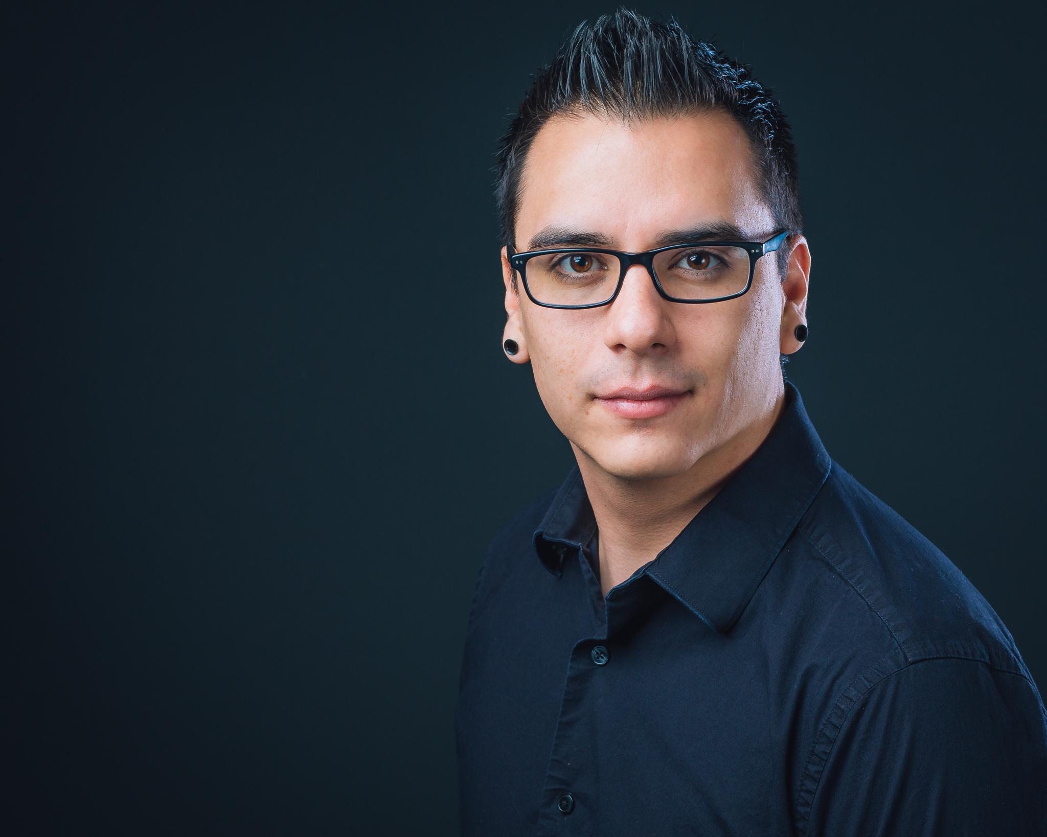 Ryan Sanchez   Tech Ministry Supervisor, Graphic Media