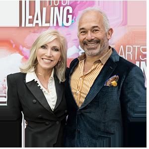 Dr. Isaac & Lori Raijman of The Arts of Healing Foundation