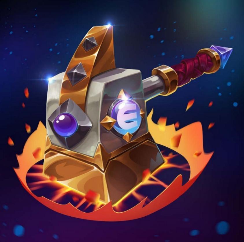 enjin coin multiverse forgehammer