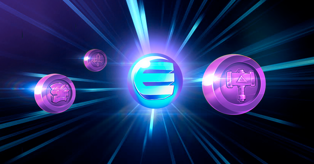 EnjinCoin - Gaming Cryptocurrency.png