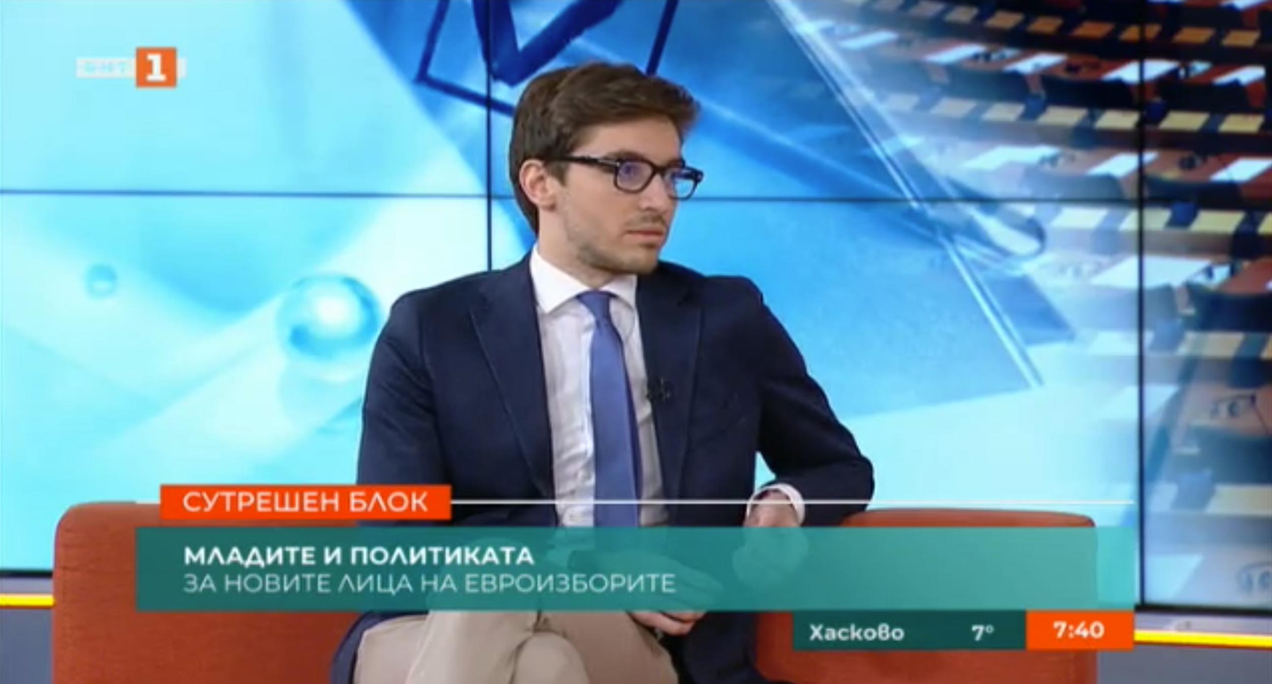 """Румен Чолаков - №1 в листата """"Път на младите"""""""