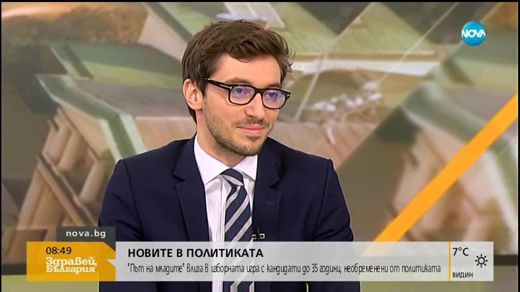 """Румен Чолаков в """"Здравей, България"""" по НОВА"""