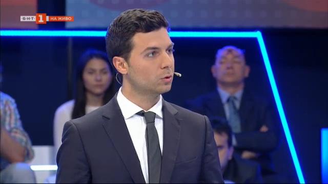 """Никола Апостолов във втори дебат на """"Референдум"""""""