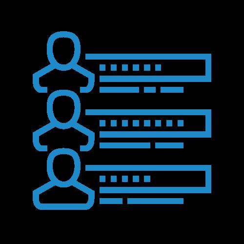 Self-Service - Med Nutanix Self-Service portalen kan Teknologisk Instituts afdelinger og forskere selv håndtere deres IT. IT konsumeres som i Cloud, og dermed elimineres shadow IT. Dette gavner både forskere der har behov for et cluster til AI workloads, HR der nu selv opretter AD brugere og mange flere.