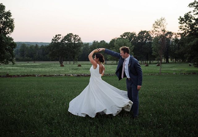 Dreaming of warm summer nights full of love. 💕 Kicking off the new Randi Nonni Events IG page with these lovebirds!  This image is magical @julialuckett! This location is quintessential Vermont. This evening will stay with me for a long, long time.  #VT #vermont #vermontwedding