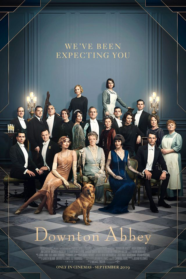 DOWNTON ABBEY - Exclusive information about the film - which can be used to enhance your cinema experience
