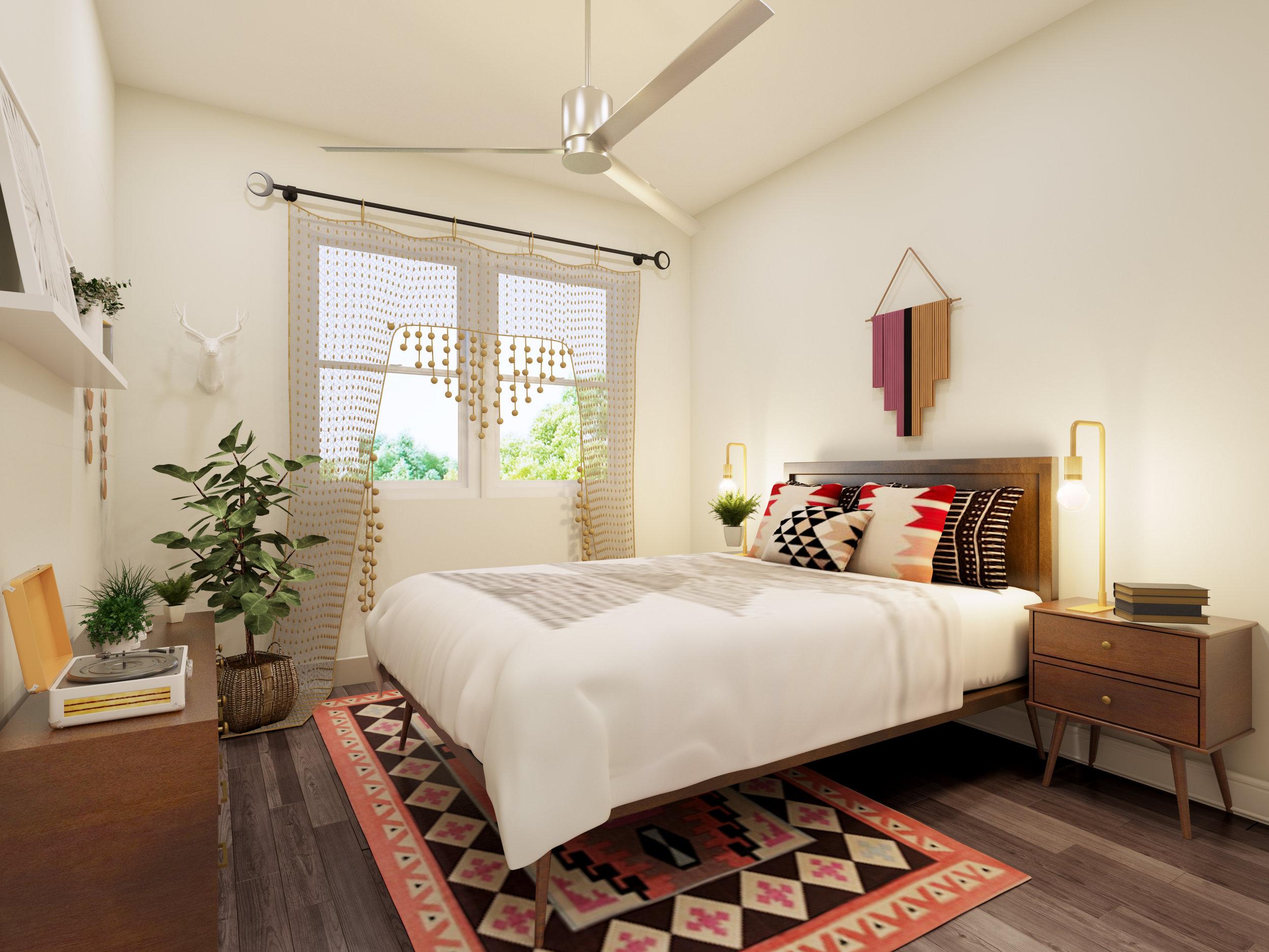 Modern 1&2 Bedrooms @ The Braxton
